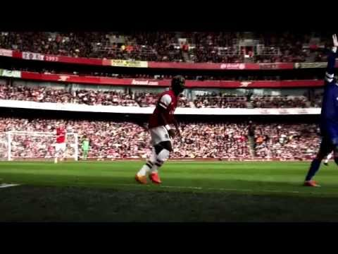 Bacary Sagna - Player of the Month (March)