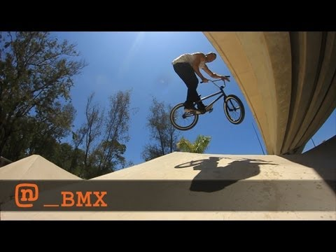 Nigel Sylvester - BMX in Dominican Republic - Get Sylvester