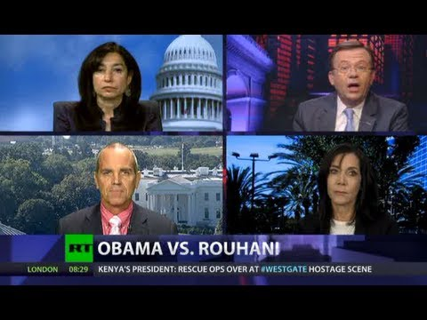 CrossTalk: Obama vs Rouhani