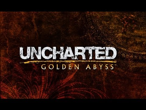 PS Vita - Uncharted: Golden Abyss Gameplay Part 1 (English/US)
