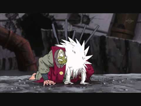 Jiraiya's Death Theme unreleased Track!