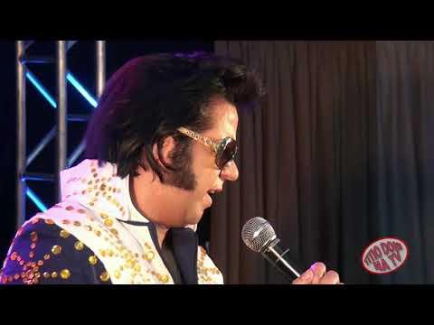 Bob Lee - Elvis Presley - canta  kiss me quick -  PROGRAMA TITIO DONI NA TV
