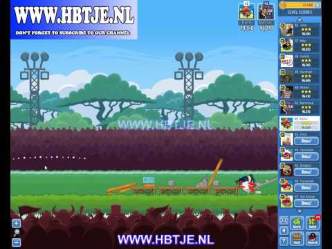 Angry Birds Friends Tournament Week 73 Level 2 high score 99k (tournament 2)
