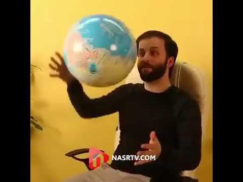 """فنان إيراني يثير غضب """"الإسرائيليين"""""""