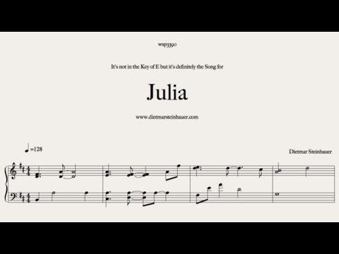 Dietmar steinhauer piano julia for Dietmar steinhauer