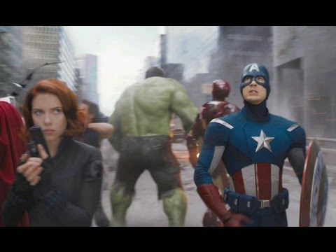 The Avengers Full TV Spot (Super Bowl 2012)