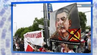 RAPINFO - ЕВРО-2012: Россия - Польша