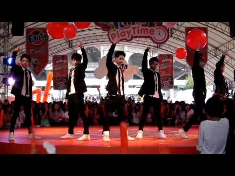 I'll be back - I'm your man - Hands up Cover by SQ5 7-Apr-2012 Fanta