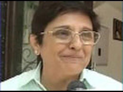 Kiran Bedi ready to be Delhi's CM