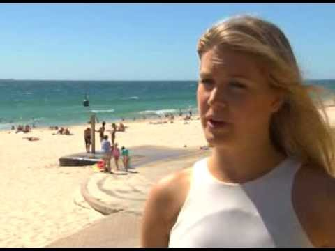 Eugenie Bouchard talks life on Tour - Hopman Cup 2014