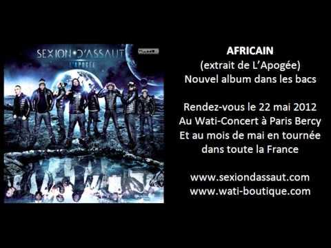 télécharger Sexion D'Assaut – Africain