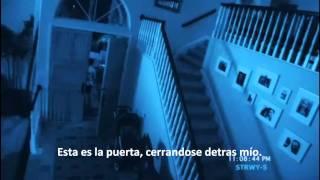Actividad Paranormal 2 Segundo Trailer Subtitulado