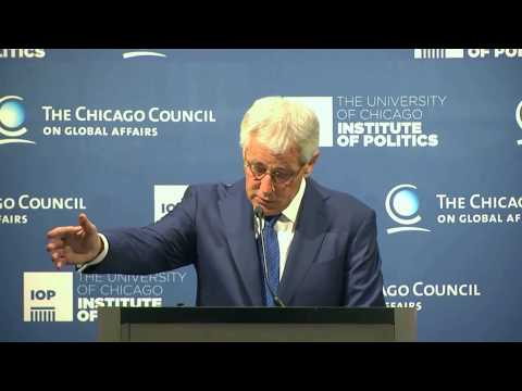The Honorable Chuck Hagel, Secretary, US Department of Defense