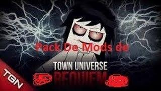 Descargar El Pack De Mods Town Universe Requiem