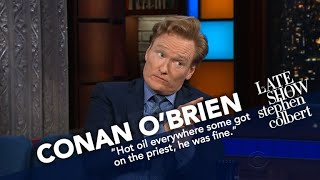Conan O'Brien Wants To Show The World That Americans Aren't So Bad