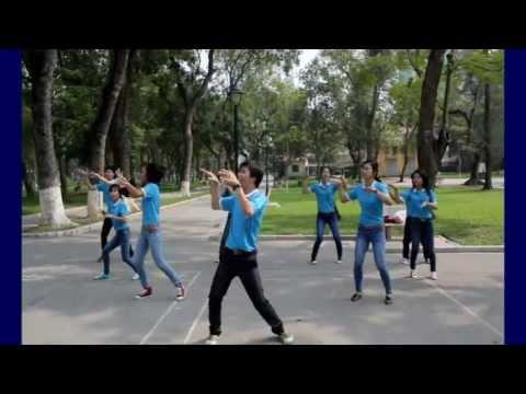 Dân vũ Funky Monkey - Cộng Đoàn Sinh Viên Bác Ái Martino