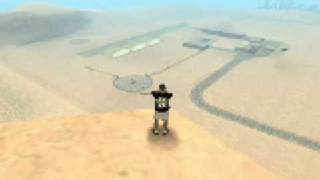 GTA San Andreas: Ovni En El Área 69 (UFO At The Area 69