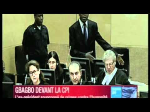 Intégralité de la comparution du président Laurent Gbagbo suivie de débats.