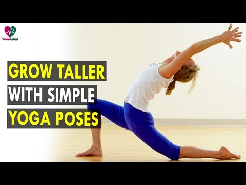 Grow Taller with Simple Yoga Poses || Health Sutra - Best Health Tips