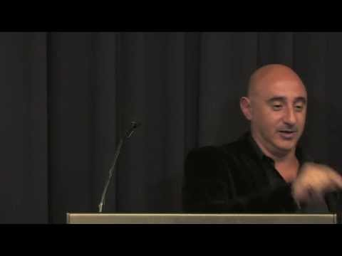 Nick Pasaila presents at Sydney Business Month Launch Night May 2013
