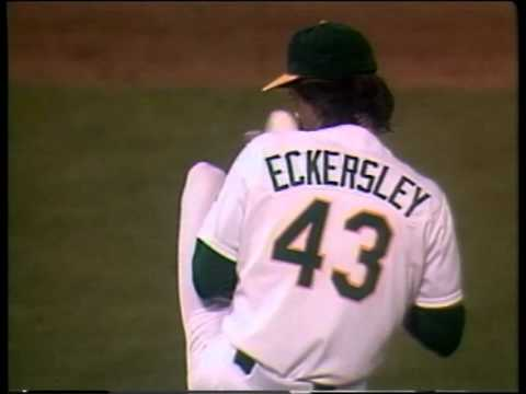 Baseball Hall of Fame - Biographies: Dennis Eckersley