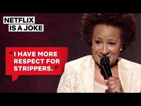 Wanda Sykes | Hates The Bachelor | Netflix Is A Joke