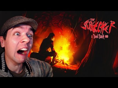 Don't Starve : The Screecher | AMAZING HORROR MOD | Jack's Halloween Special