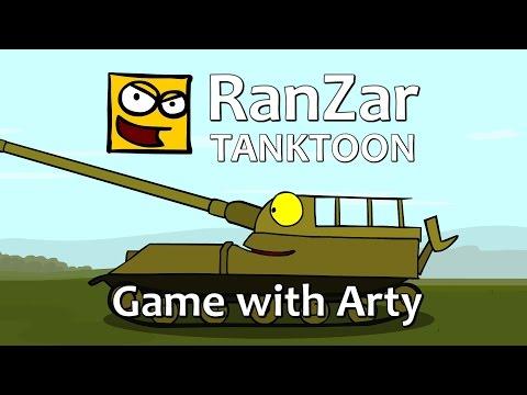 Tanktoon - Hra s Artym