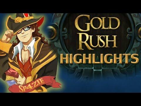 ♥ GOLD RUSH - CG vs OBC