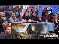 Marvel Studios Avengers Infinity War Official Trailer Reaction