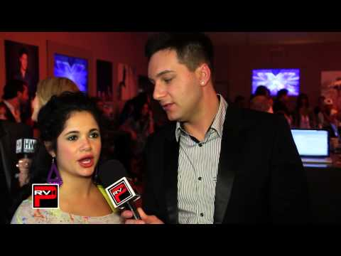 X Factor 80s Night   Khaya Cohen Interview