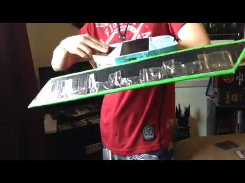 Homemade Yugioh Arc-V Standard/Pendulum Dimension Duel Disk Demo.