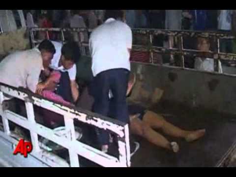345 người chết : Thảm kịch kinh hoàng trong lễ hội té nước ở Campuchia