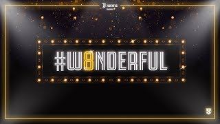 TRAILER | Champions of Italy! Juventus presents: #W8NDERFUL