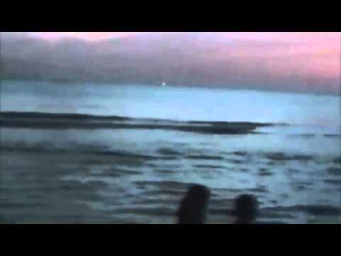 OVNI ARGENTINA BUENOS AIRES SALE DE LA PLAYA INCREIBLE VE EL VIDEO 2014