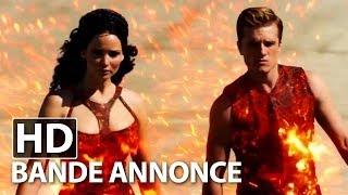 Hunger Games L'Embrasement Bande-annonce 2 (Français