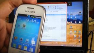 S5282 / S5280 (Galaxy Star Duos) Recovery Mode And Rooting