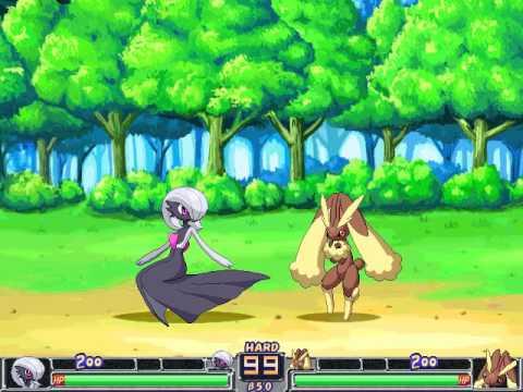 Pokemon Type: Wild β 5.0 - Gardevoir (Hard Mode)