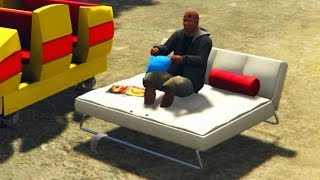 GTA 5 FUNNY VEHICLES MOD! (SHOPPING CART, SOFA AND MORE!) - Duration: 5:20.