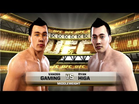 VanossGaming vs NigaHiga Celebrity Death Match MMA UFC EA SPORTS