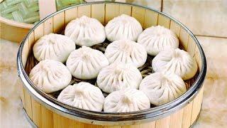 Como hacer Baozi, empanada china