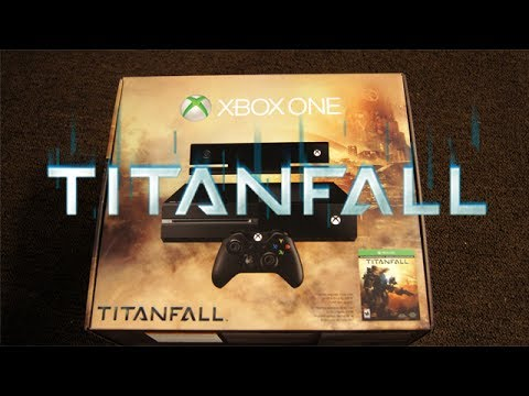 Titanfall Xbox One Unboxing