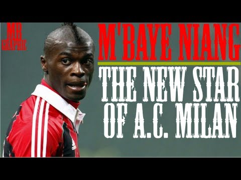 M'Baye Niang - The New Star of A.C. Milan • Skills & Goal 2012-2013