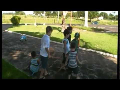 A VERDADEIRA PÁSCOA (2013) Crianças Igreja Batista Reginópolis