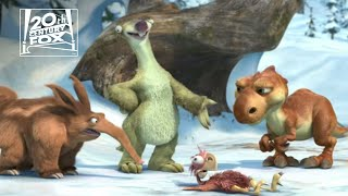 Ice Age: Dawn Of The Dinosaurs Official Trailer 20th