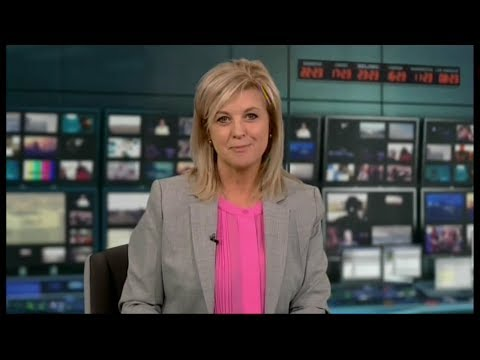 ITN News - (Evening Bulletin) - 12th April 2014