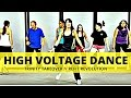 "REFIT DANCE FITNESS ""High Voltage Dance"" by Trinity Takeover (Christian Reggaeton)"