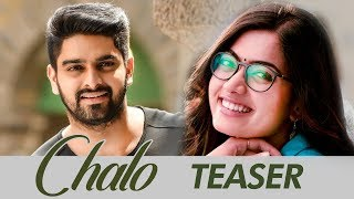 Chalo Movie Official Teaser | Naga Shaurya,Rashmika Mandanna