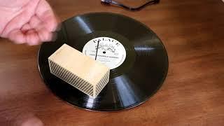 RokBlok (vinyl killer) Wireless Portable Record Player review
