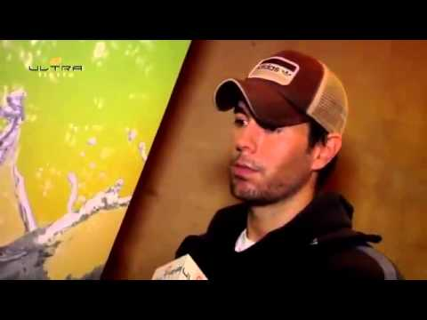 Entrevista con Enrique Iglesias, desde Las Vegas, Nv - 7UP VIP Concierto The Latin Grammy's 2012